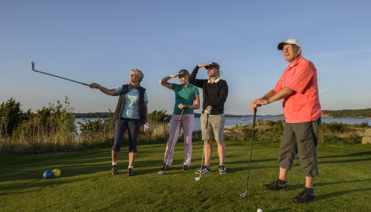 Golf för alla, försommar 2016