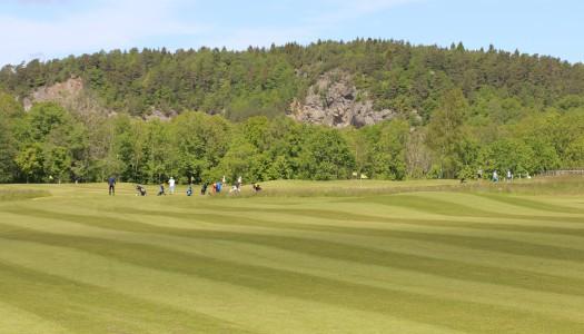Spel för nya golfare