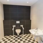 Klubbhus toalett